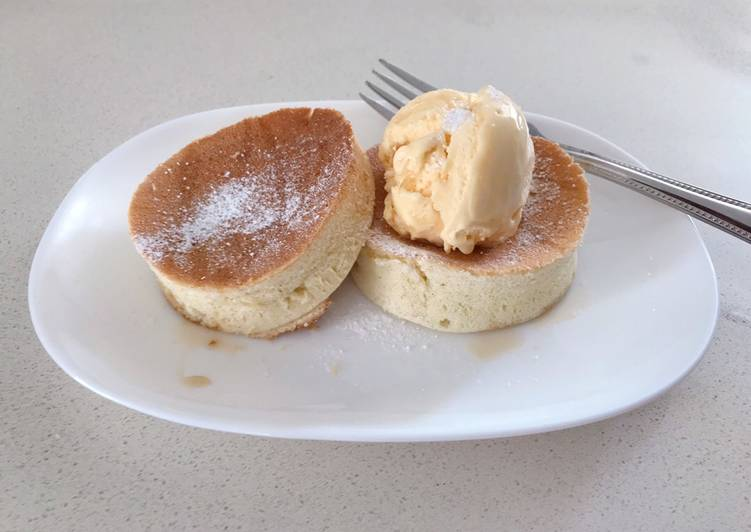 Japanese Soufflé Pancake