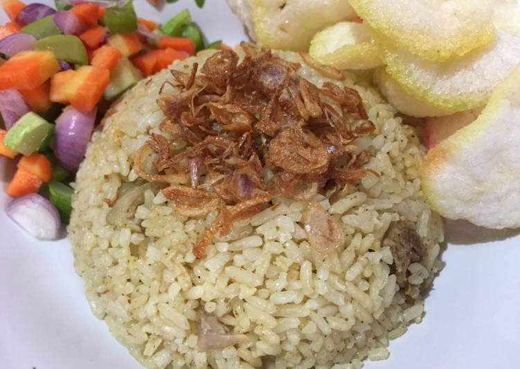 Nasi Kebuli Magic Com