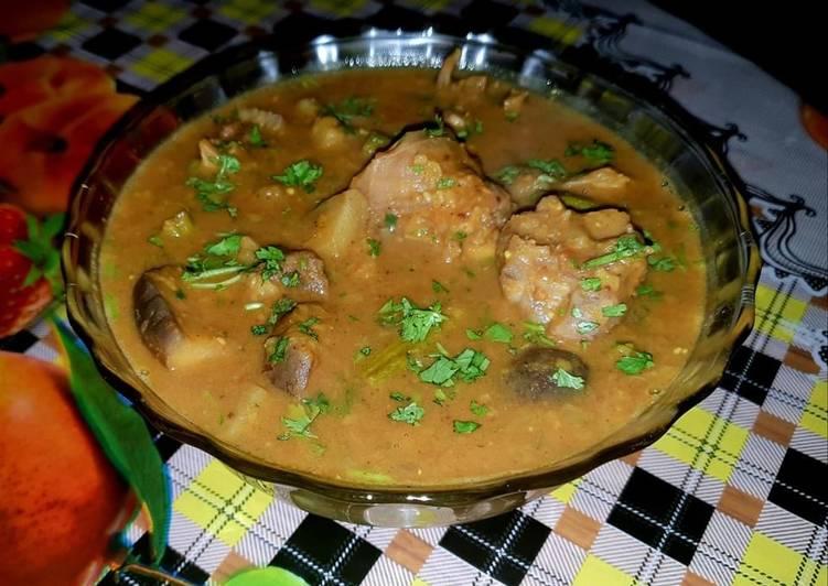 How to Prepare Favorite Mutton Dalcha