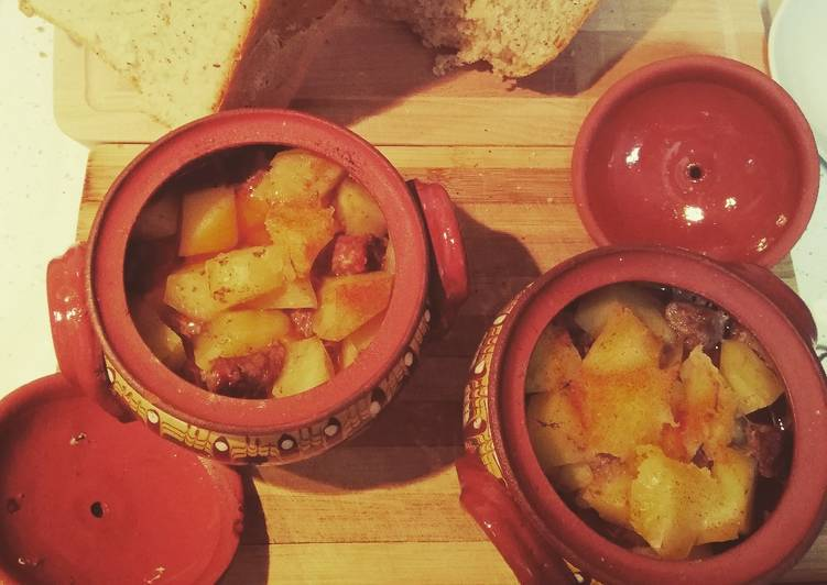 Clay pot ratatouille – Fork Yeah Cookbooks