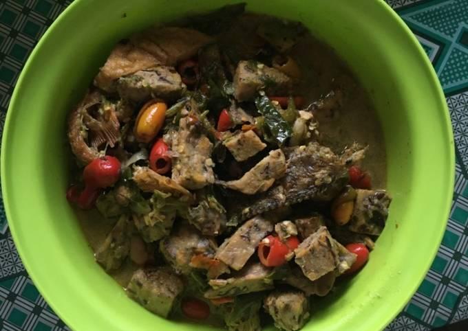 sambal goreng tempe mlanding - resepenakbgt.com