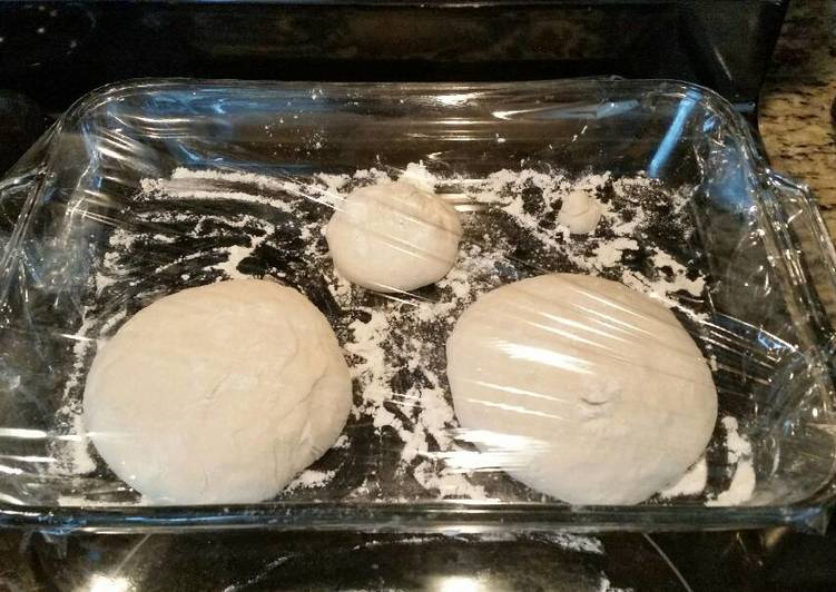 Recipe: Perfect Pizza Napoletana Dough