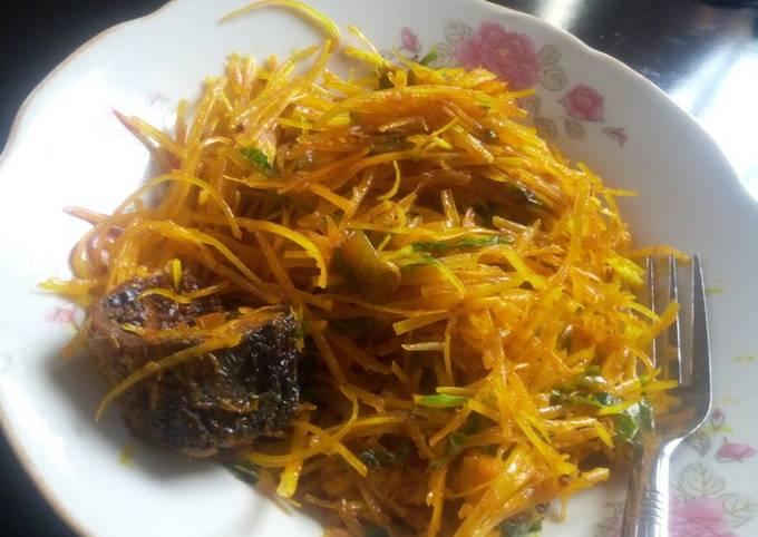 Abacha (without potash)