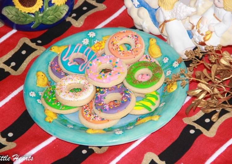Easiest Way to Prepare Award-winning Mrs. Claus' Donut Sugar Cookies