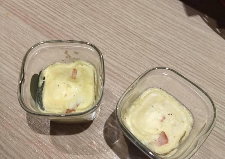 Comment Préparer Les Quiche lorraine sans pâte à la multi-delices de SEB®