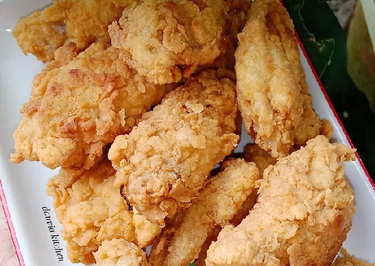 Ayam goreng kribo