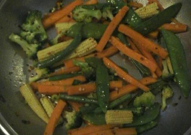 Yummy veggies