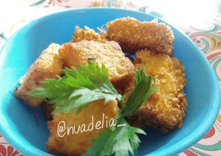 Resep 5 Nugget Ayam Chicken Nugget Debm Pake Food Processor Vienta Oleh Nuadelia Cookpad