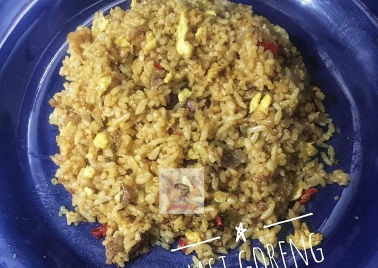 Nasi Goreng Spesial ala Ruby's Kitchen 👩🏻🍳