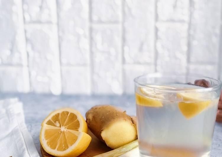Air Lemon Detox - resepipouler.com