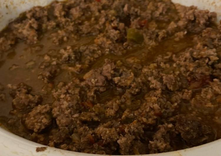 How to Make Quick Crockpot Taco Meat