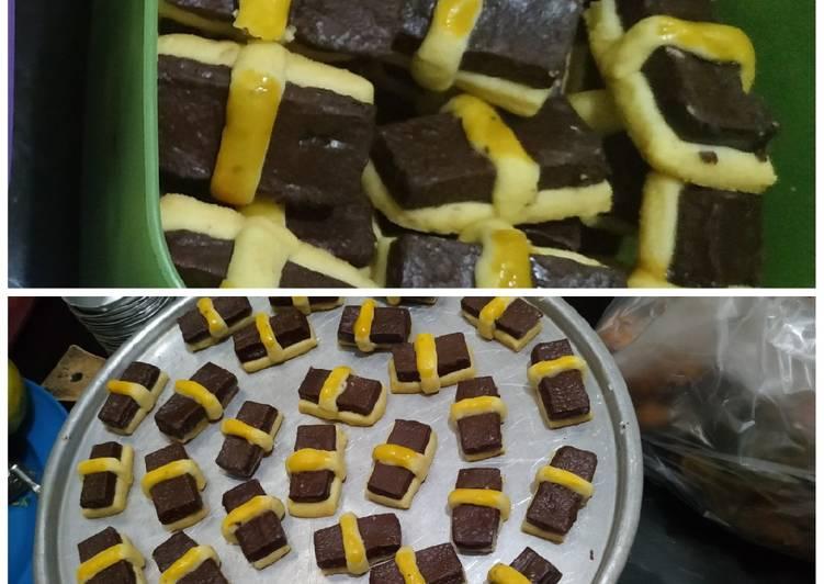 Nastar Coklat Stik