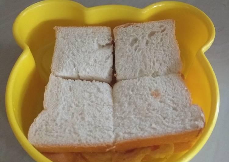 Sandwich bekal sekolah praktis