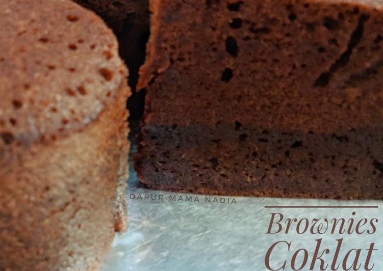 Brownies Coklat Kukus Amanda KW