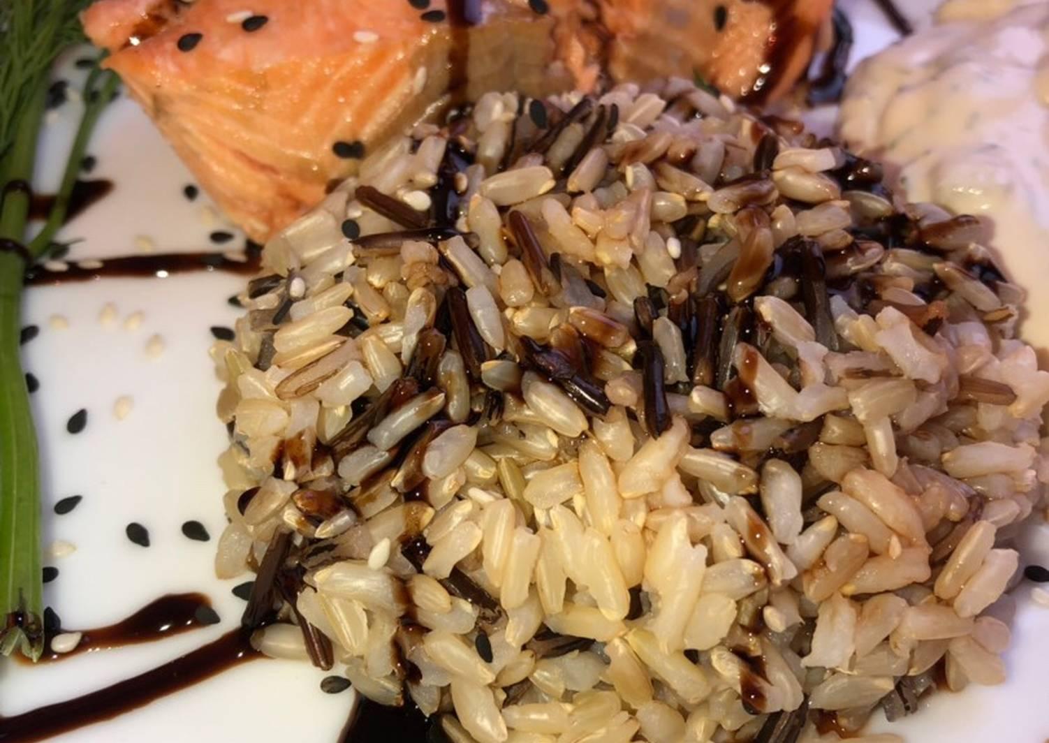 дикий рис рецепты фото личном блоге возлюбленная