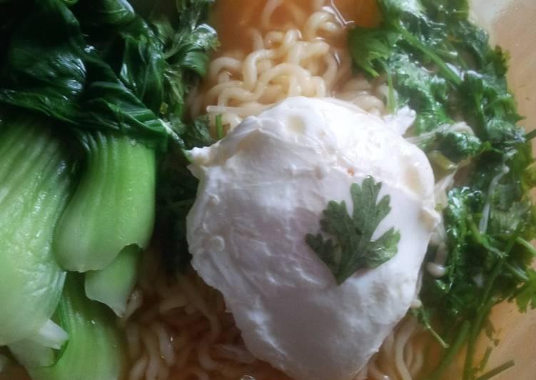 How to Make Yummy Veggie Ramen Noodles