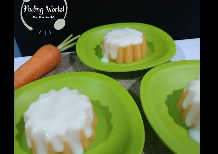Puding Wortel – Serious Eat Cookbooks