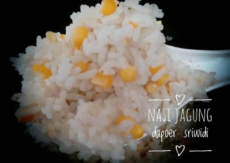 Nasi jagung #indonesiamemasak