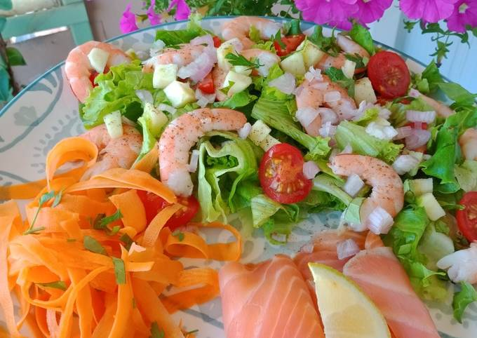 🌺 Salade de la mer 🌺
