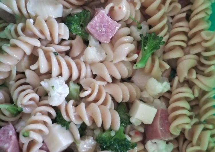 Recipe of Homemade Zesty pasta