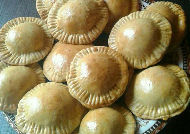 How to Prepare Tasty Round pies