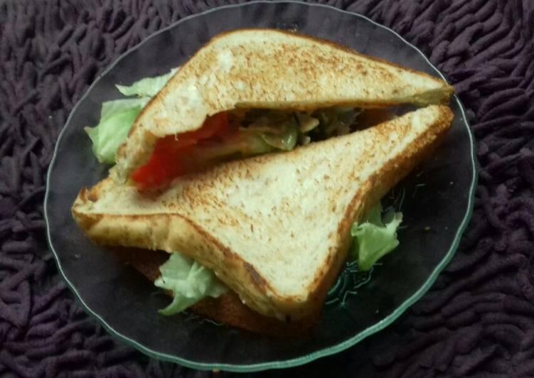 Sandwich Lengkap
