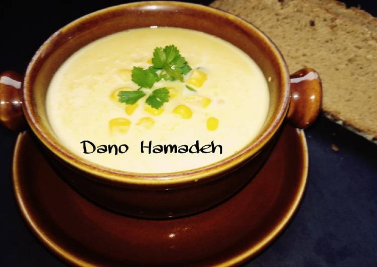 How to Prepare Quick Sweet Corn Soup
