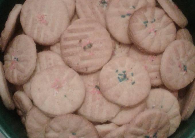 Maizena biscuits