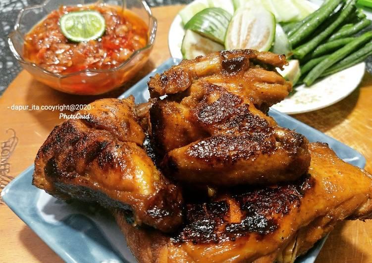 Ayam Bakar Kecap