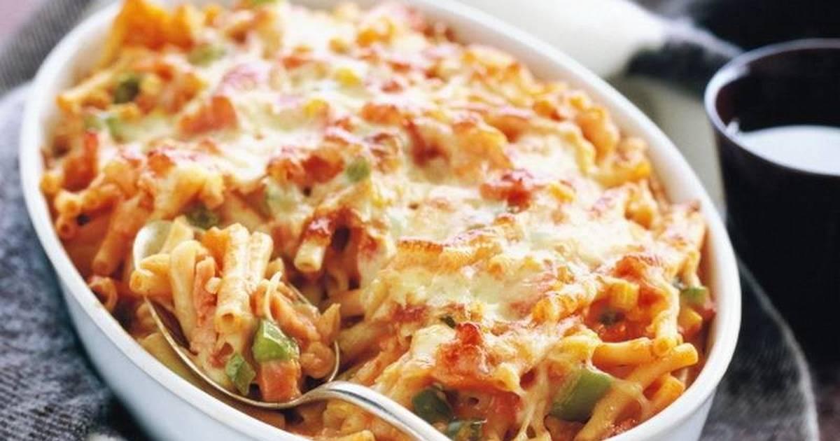 Рецепты приготовления макарон с фото