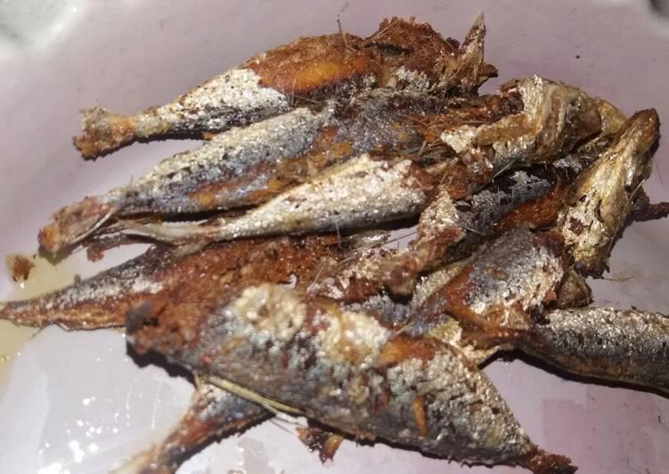 Resep Ikan Pindang Goreng Oleh Shafwa Cookpad