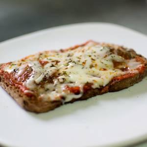 Pan pizza (receta rápida)