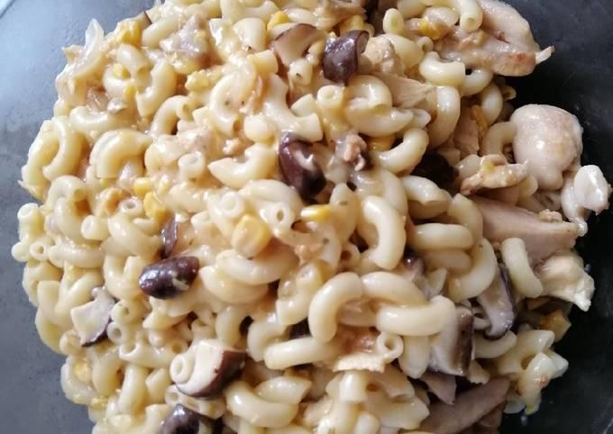 Chicken Corn Pasta