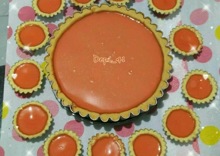 Resep TartSusu Cocopandan – Kue Pie – Eggtart – pie susu Paling dicari