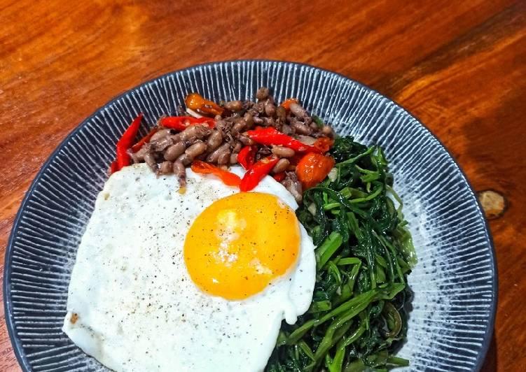 Rice bowl rumahan (oseng cumi dgn cah kangkung) – Food 52 Cookbooks