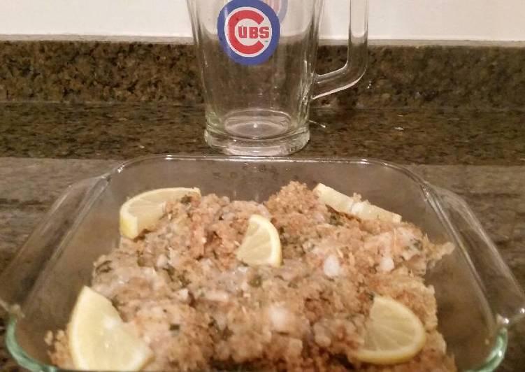 10 Minute Dinner Easy Summer Shrimp dejonge, my version