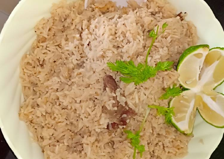 15 Minute How to Prepare Love Pilau