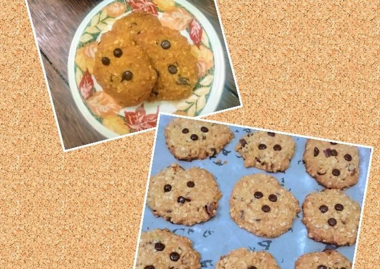 Cookies oatmeal kurma