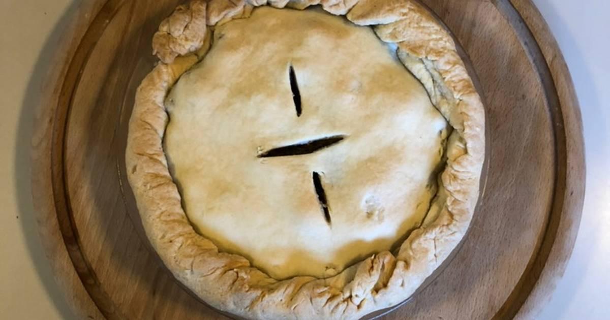Quick Steak & Kidney Pie Recipe by John A - Cookpad