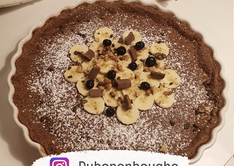 Fondant au chocolat - SANS GLUTEN & ORIGINAL