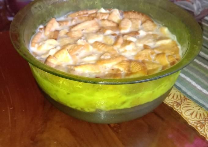 Resep Puding Susu Biskuit Oleh Salma Amma Saleh Cookpad