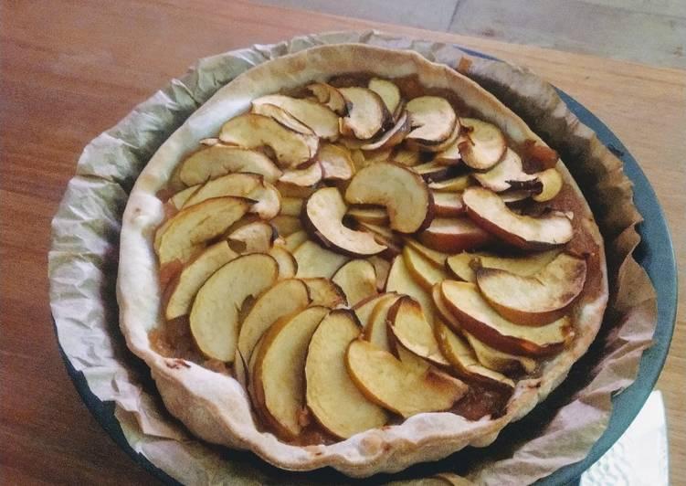 recette Tarte aux pommes Le plus simple