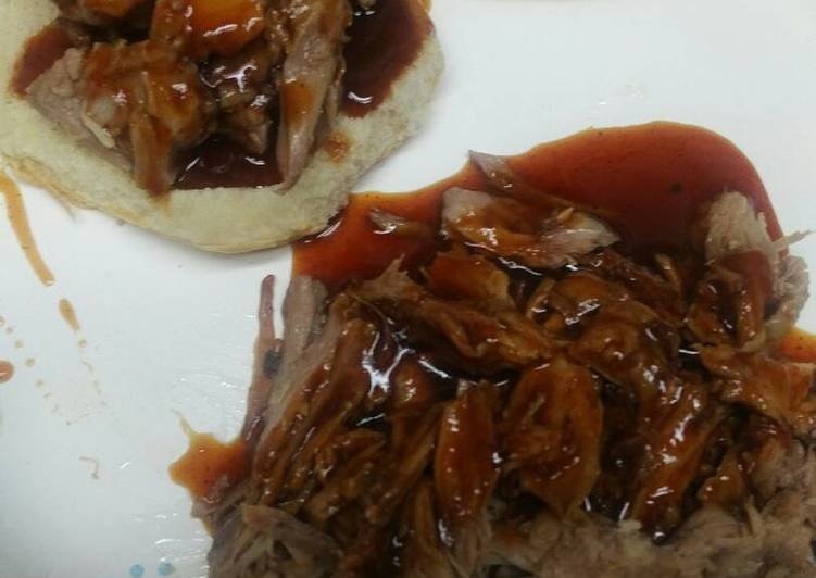 How to Prepare Tasty Pulled pork with A Southern Barbecue Sauce Batch 83