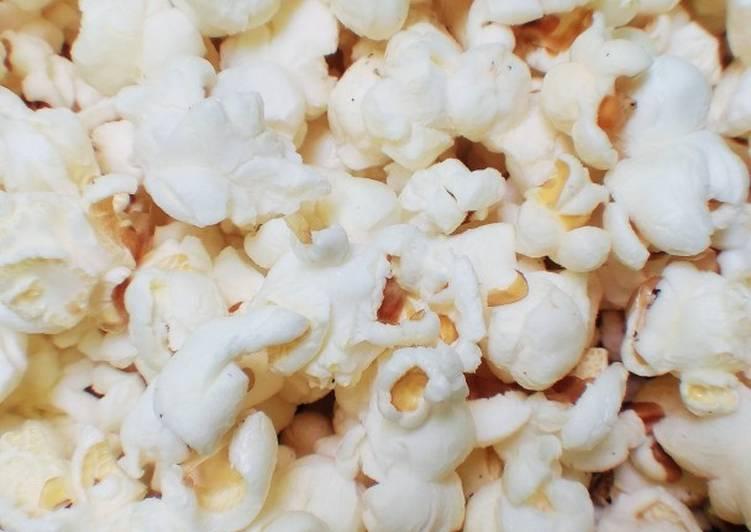 Popcorn (basic) 🍿