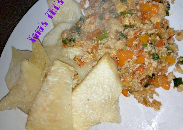 Easiest Way to Make Most Popular Fried yam