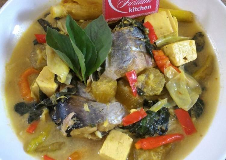 Sup Asam Pedas Ikan Patin (Diet Enak Diabetes)