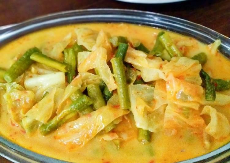 Langkah Mudah Untuk Membuat Sayur Kol Ala Nasi Kapau Padang Lezat Aneka Resep Masakan Sehari Hari