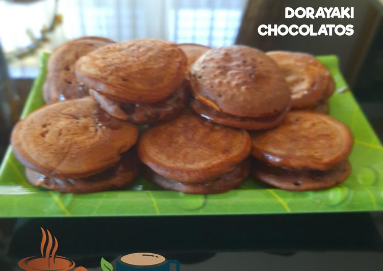 Dorayaki Chocolatos
