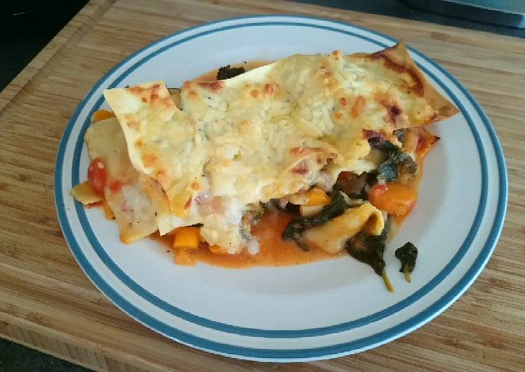 How to Prepare Perfect Spinach Lasagne