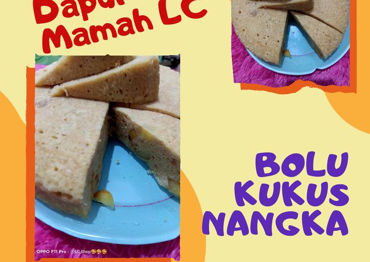 Bolu Nangka Kukus - cookandrecipe.com
